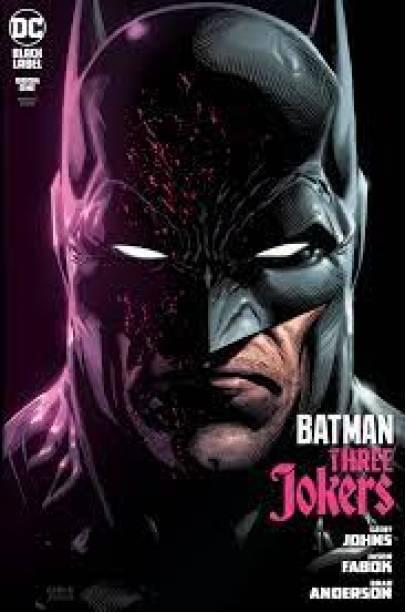 BATMAN THREE JOKERS COVER B SET