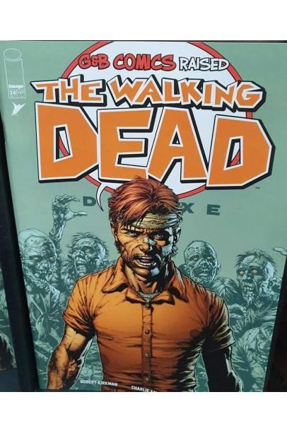 0 GnB Comics Raised the Walking Dead