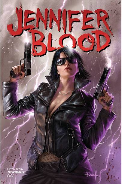 JENNIFER BLOOD #1 CVR A PARRILLO
