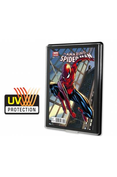 COMIC BOOK SHOWCASE - CURRENT - UV PROTECTION