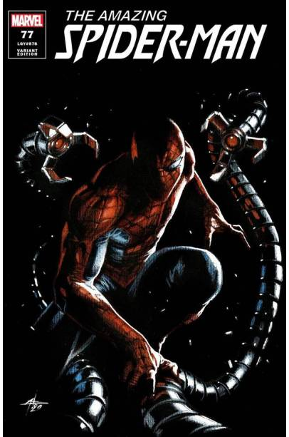 AMAZING SPIDER-MAN #77 GABRIELE DELL'OTTO EXCLUSIVE