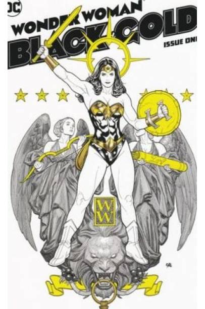 WONDER WOMAN: BLACK & GOLD #1 - EXCLUSIVE VARIANT