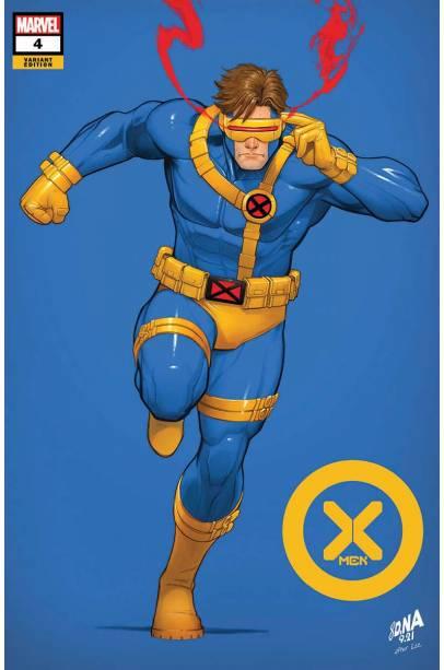 X-MEN #4 DAVID NAKAYAMA EXCLUSIVE