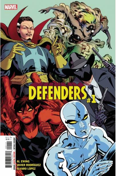 DEFENDERS #1 (OF 5) FIRST PRINTING