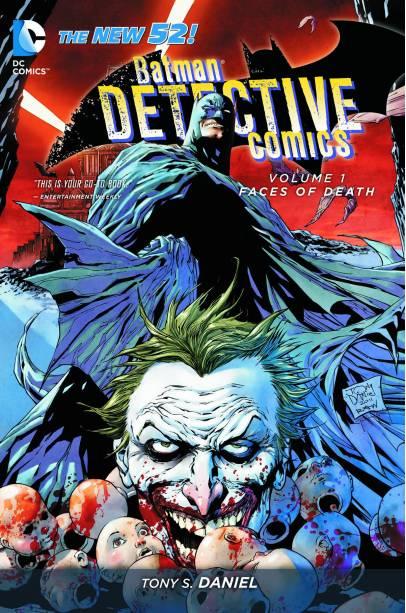 BATMAN DETECTIVE COMICS TP VOL 01 FACES OF DEATH (N52)