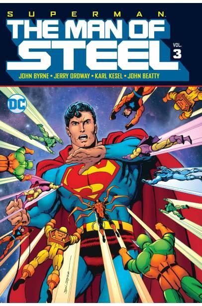 SUPERMAN THE MAN OF STEEL HC VOL 03