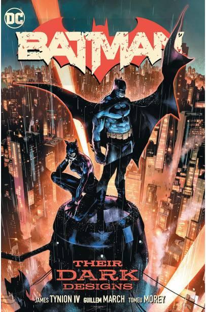 BATMAN HC VOL 01 THEIR DARK DESIGNS