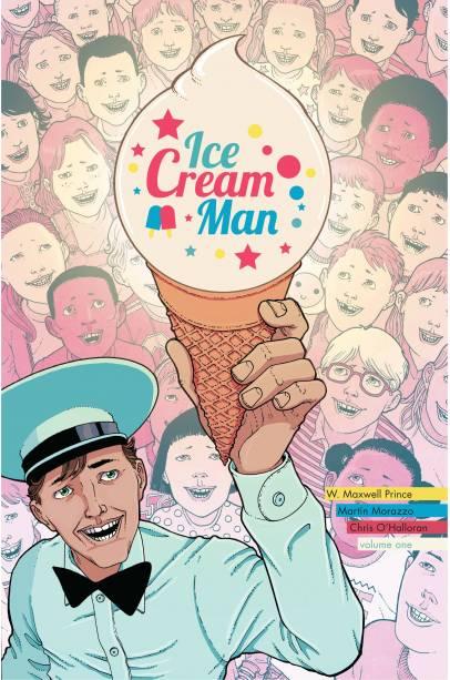 ICE CREAM MAN TP VOL 01 RAINBOW SPRINKLES