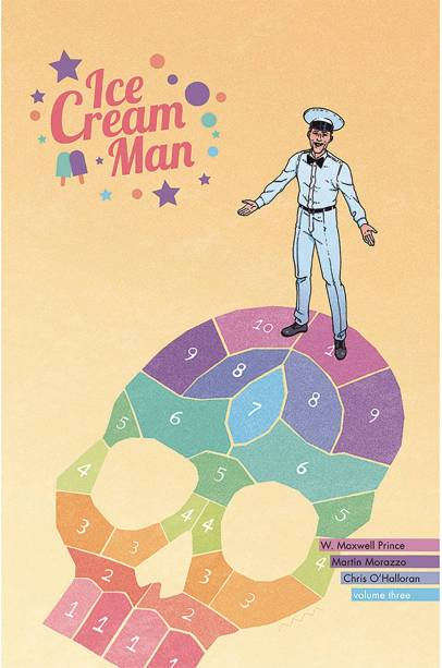 ICE CREAM MAN TP VOL 03 HOPSCOTCH MELANGE