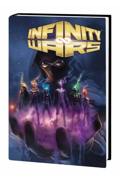INFINITY WARS BY GERRY DUGGAN HC COMPLETE COLLECTI