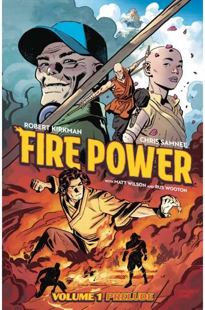 FIRE POWER BY KIRKMAN & SAMNEE TP VOL 01 PRELUDE