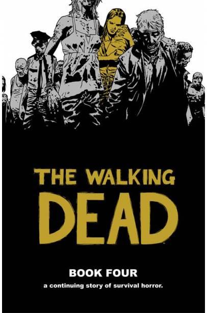 WALKING DEAD HC VOL 04