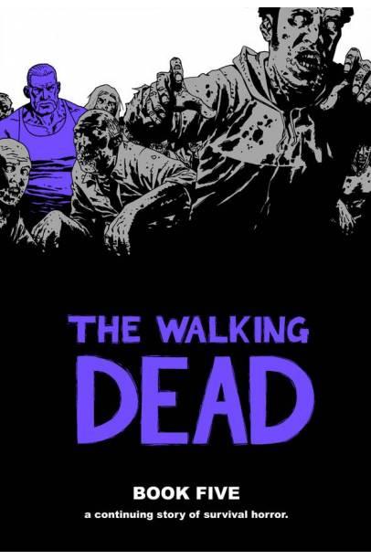 WALKING DEAD HC VOL 05