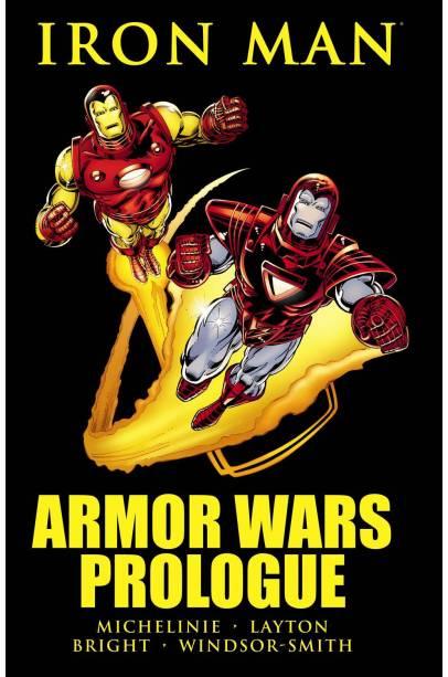 IRON MAN ARMOR WARS PROLOGUE TP