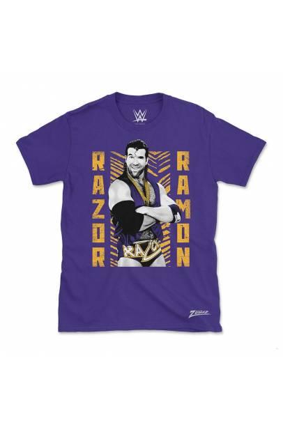Razor Ramon Zubaz T-Shirt
