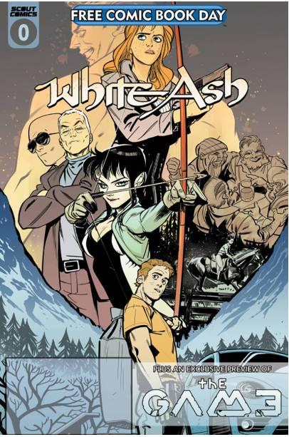 FCBD 2021 WHITE ASH SEASON 2 #0